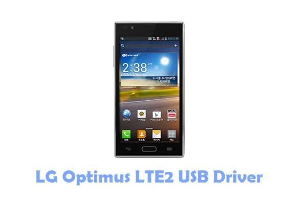 Download LG Optimus LTE2 USB Driver