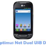 LG Optimus Net Dual USB Driver