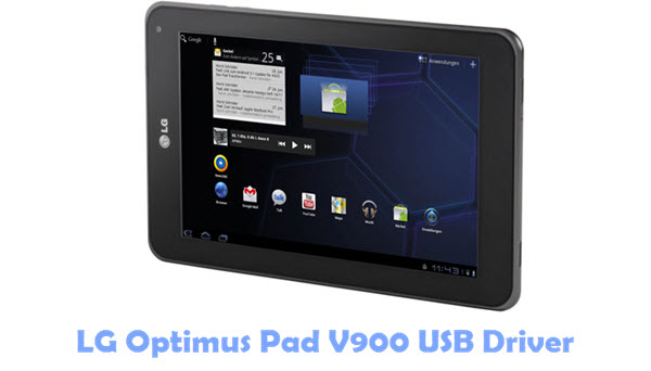 Download LG Optimus Pad V900 USB Driver