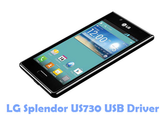 Download LG Splendor US730 USB Driver
