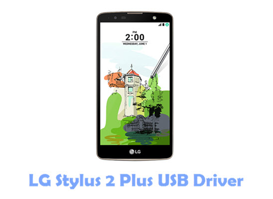Download LG Stylus 2 Plus USB Driver