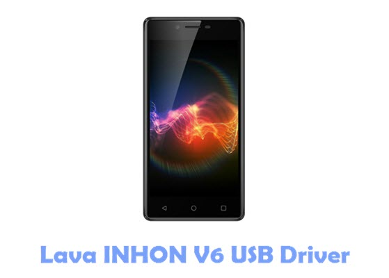 Download Lava INHON V6 USB Driver