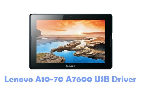 Download Lenovo A10-70 A7600 USB Driver