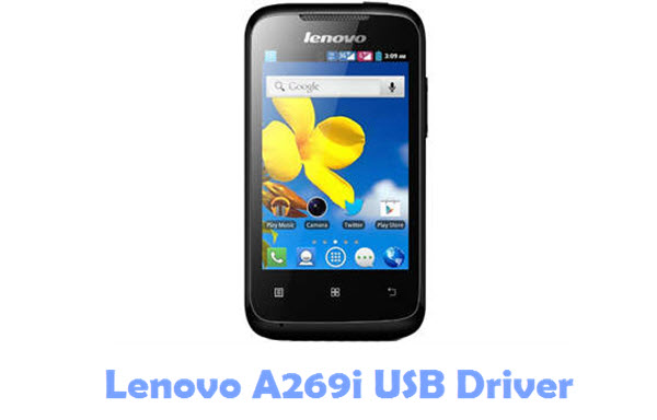 Download Lenovo A269i USB Driver