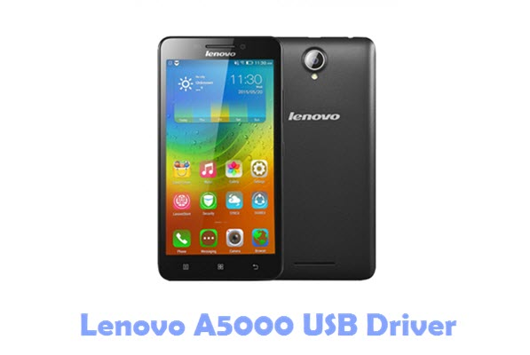 Download Lenovo A5000 USB Driver