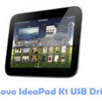 Lenovo IdeaPad K1 USB Driver