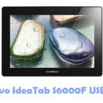 Lenovo IdeaTab S6000F USB Driver