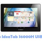 Lenovo IdeaTab S6000H USB Driver