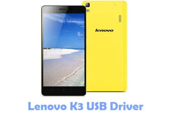 Lenovo K3 USB Driver
