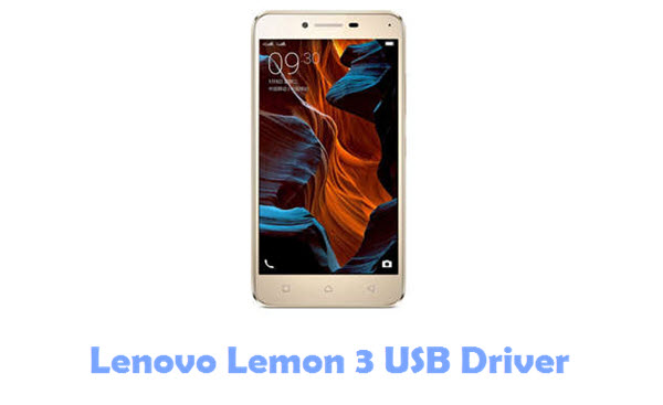 Download Lenovo Lemon 3 USB Driver