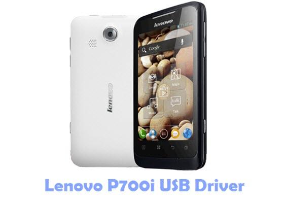 Download Lenovo P700i USB Driver