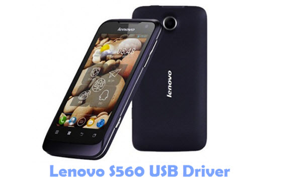 Download Lenovo S560 USB Driver
