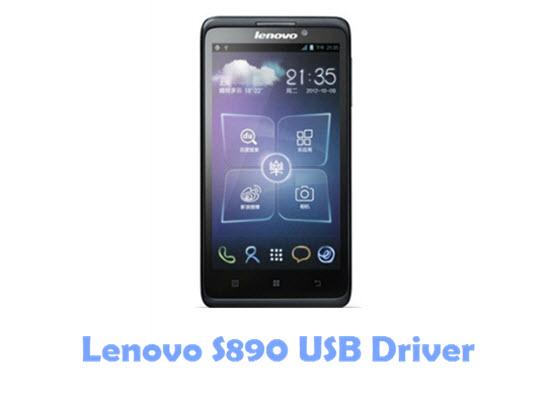 Download Lenovo S890 USB Driver