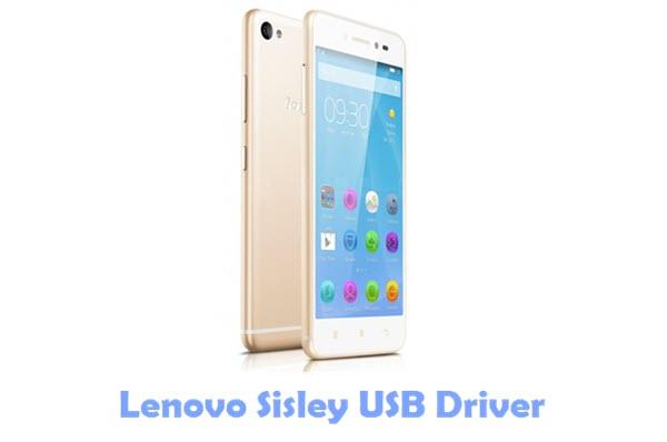 Download Lenovo Sisley USB Driver