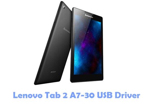 Download Lenovo Tab 2 A7-30 USB Driver