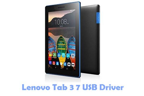 Download Lenovo Tab 3 7 USB Driver