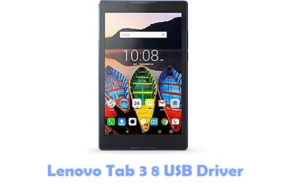 Download Lenovo Tab 3 8 USB Driver