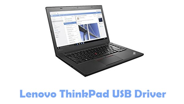 Download Lenovo ThinkPad E39 USB Driver