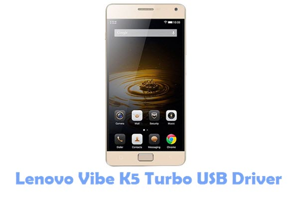 Download Lenovo Vibe K5 Turbo USB Driver