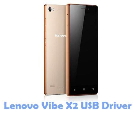 Download Lenovo Vibe X2 USB Driver