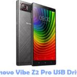 Lenovo Vibe Z2 Pro USB Driver