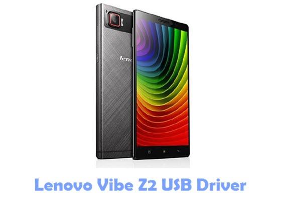 Download Lenovo Vibe Z2 USB Driver
