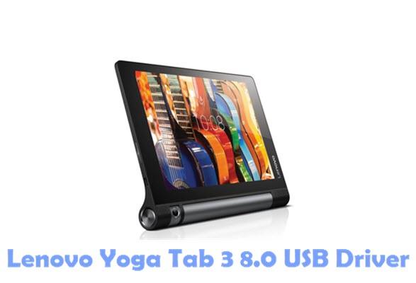 Download Lenovo Yoga Tab 3 8.0 USB Driver