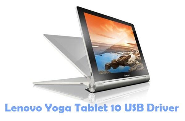 Download Lenovo Yoga Tablet 10 USB Driver