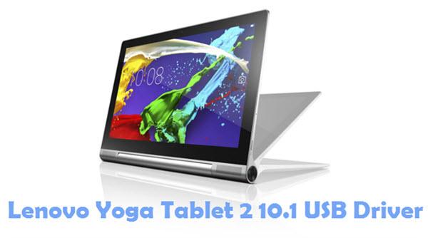 Download Lenovo Yoga Tablet 2 10.1 USB Driver
