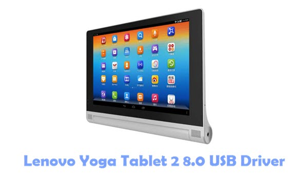 Lenovo Yoga Tablet 2 8.0 USB Driver