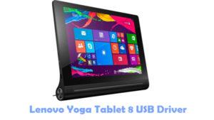 Download Lenovo Yoga Tablet 8 USB Driver | All USB Drivers