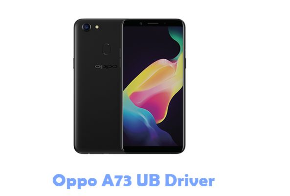 Oppo A73 USB Driver