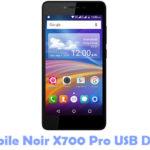 QMobile Noir X700 Pro USB Driver
