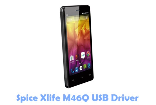 Download Spice Xlife M46Q USB Driver