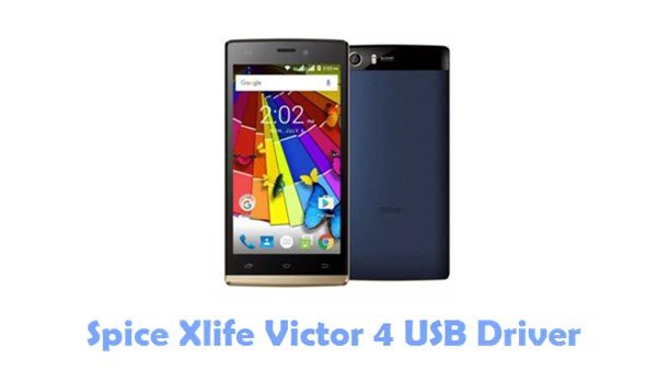 Download Spice Xlife Victor 4 USB Driver