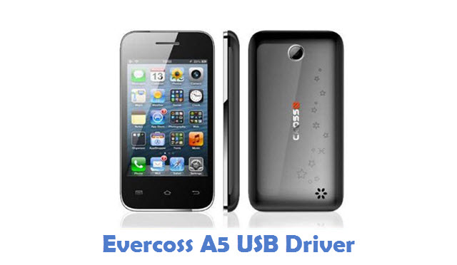 Evercoss A5 USB Driver