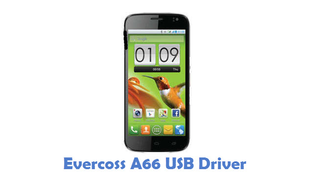 Evercoss A66 USB Driver