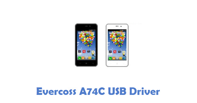 Evercoss A74C USB Driver