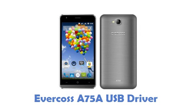 Evercoss A75A USB Driver