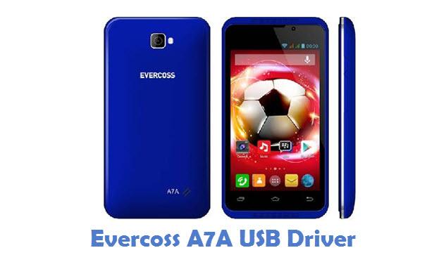 Evercoss A7A USB Driver