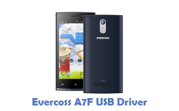 Evercoss A7F USB Driver