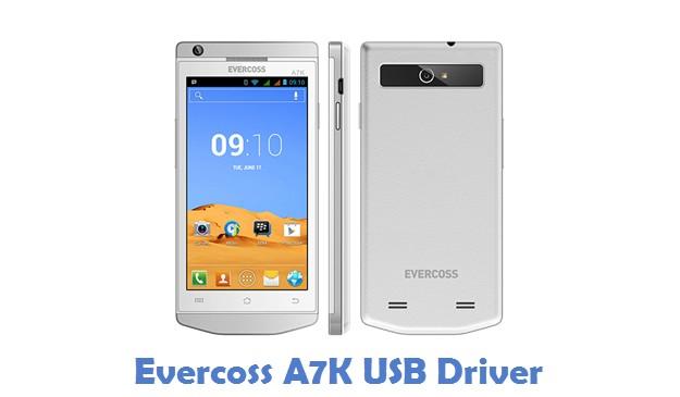 Evercoss A7K USB Driver