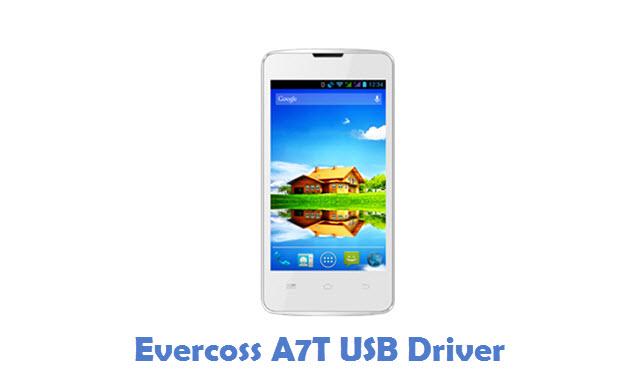 Evercoss A7T USB Driver