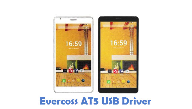 Evercoss AT5 USB Driver