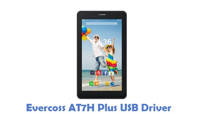 Evercoss AT7H Plus USB Driver