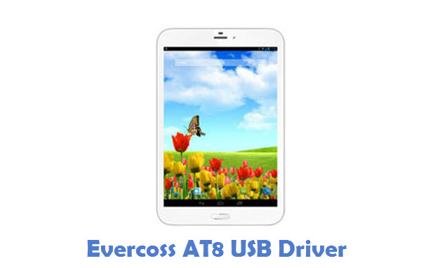 Evercoss AT8 USB Driver