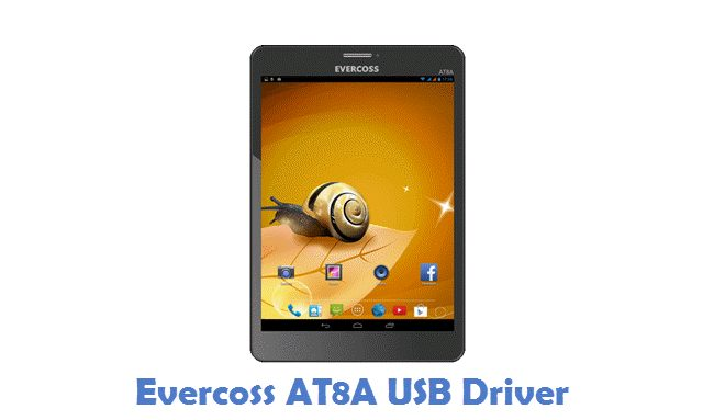 Evercoss AT8A USB Driver