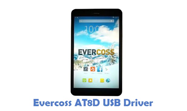 Evercoss AT8D USB Driver