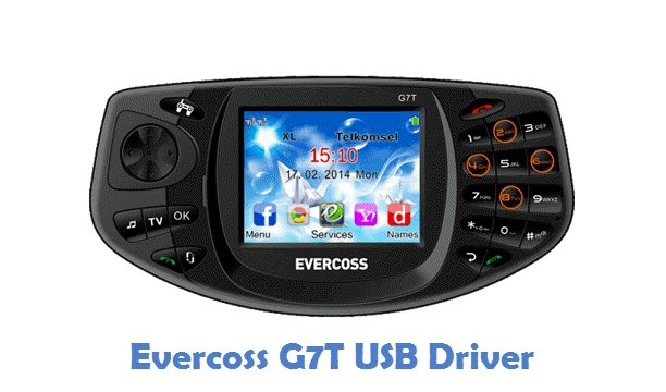 Evercoss G7T USB Driver