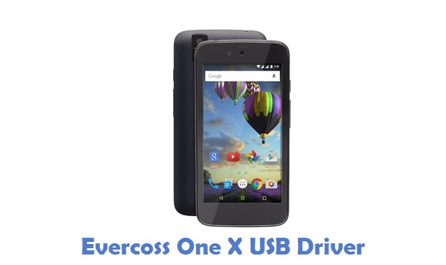 Evercoss One X USB Driver